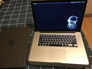 "Macbook Pro 2014, 15"" 512GB, Mint Condition!"