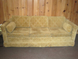 sofa, causeuse et fauteuil - Kroehler - sofa, loveseat and chair