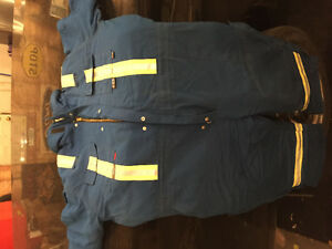 BRAND NEW XXL THERMAL COVERALLS