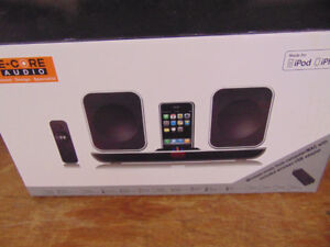 E-CORE DOCKING STATION FOR IPOD OR IPHONE