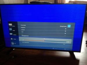 """Haier 49Uf2500C 49"""" 4K Uhd Led HDTV"""