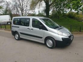 Peugeot Expert Tepee 2.0HDi 98 L1 5/6 Seater Tepee Comfort 2012 12