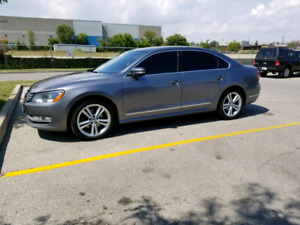 VW passat Diesel Highline...highway driven