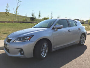 Excellent Condition Lexus CT200h