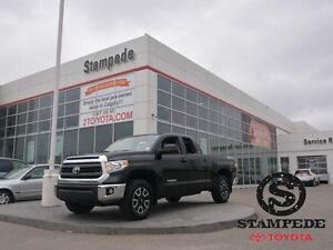 2015 Toyota Tundra 4WD DOUBLE CAB 4.6L TRD OFF ROAD W/LEATHER