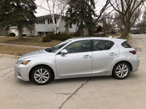 2015 Lexus CT200h (Base Model, Original Owner)