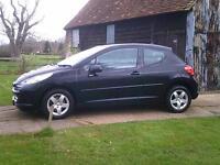 2007/57 Peugeot 207 1.4 VTi 95 Sport