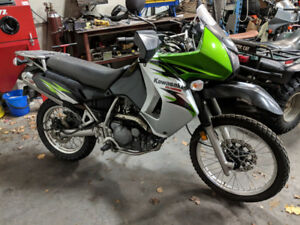 2008 Kawasaki KLR650 Dual Sport $2999   RPM Cycle