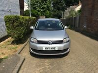 Golf Plus Diesel 2011 excellent condition and drives perfect