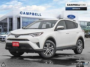 2016 Toyota RAV4 LE AWD-REAR CAMERA-ONY 1 AT THIS PRICE