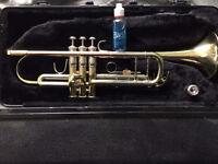 Perfectly New Bach TR500 Trumpet