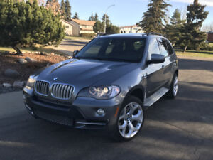 2007 Bmw X5 4.8i Loaded With SPORT & COMFORT PACKAGE