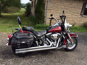 2005 heritage softail 17km one owner