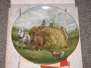 COLLECTIBLE PLATES - Peter Snyder London Ontario image 7