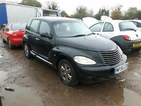 2004 CHRYSLER PT CRUISER CRD LIMITED NOW BREAKING FOR PARTS