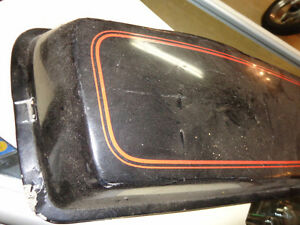 Harley hard bag lid-left side-  recycledgear.ca Kawartha Lakes Peterborough Area image 8