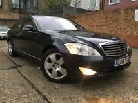 Mercedes-Benz S Class 3.0 S320 CDI 7G-Tronic AUTOMATIC DIESEL BIG SPEC