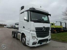 2018 Mercedes-Benz Actros Tractor Unit Diesel Manual