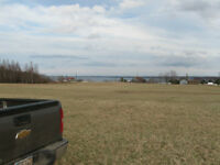 Acre lots incl.onsite septic system  & view of Grand Lake