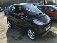 11 REG Smart fortwo 1.0mhd ( 71bhp ) Softouch Pulse