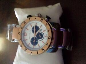 Bvlgari Stainless Steel Watch