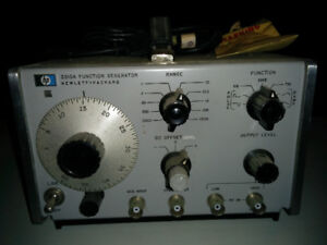 HP 3310A Frequency Generator