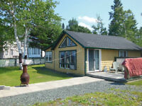 Waterfront Cottage-Schooner Point for Sale