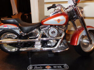 """Fat Bob """"Barbie"""" model and other goodies-  recycledgear.ca"""