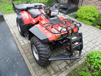 VTT Honda Fourtrax 350  IMPECCABLE