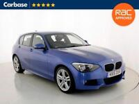 2015 BMW 1 SERIES 125d M Sport 3dr Step Auto