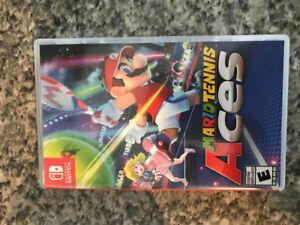 Mario tennis aces for sale or trade!!!!!