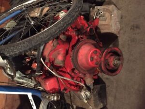 1982 Volvo 175A engine and Volvo 280 outdrive
