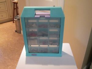 RUBBERMAID WALL STORAGE CABINET