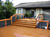 6479362737 deck or fence guaranteed job in reasonable price