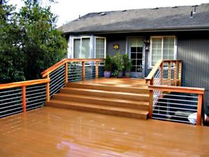6479362737 deck or fence guaranteed job in reasonable price
