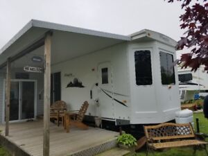 Hampton Crossroads Park model trailer for sale