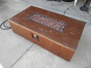 EUC Propane Fire Table