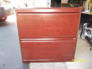 Wooden Filing cabinet - smart looking unit