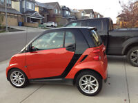 Smart Fortwo Passion Coupe (2 door) 2008
