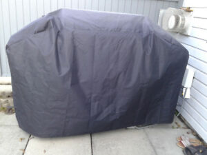 Cuisinart Gas BBQ with cover