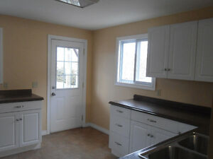 Beautiful 2 room open concept ground level for rent...