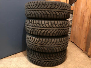 WINTER TIRES - 195/65/R15 - GREAT DEAL -- CALL NOW !!