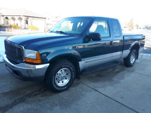 1999 Ford F-250 Super Duty Extended Cab