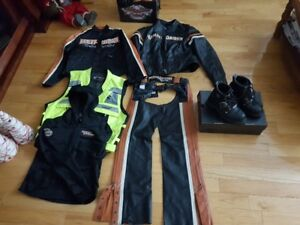 FOR SALE: AUTHENTIC HARLEY GEAR