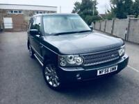 Land Rover Range Rover 4.2 V8 auto 2007MY Supercharged Vogue SE Now Sold!!!!!