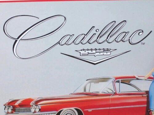CADILLAC -- Shows 1950
