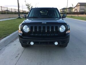 2014 Jeep Patriot SUV Black Crossover