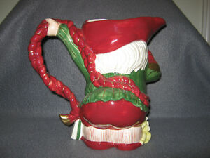 Collectible Antique Fitz and Floyd Ceramic Pitcher London Ontario image 4