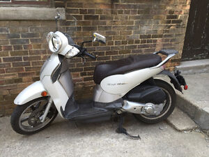 Aprilia Scarabeo for SALE
