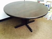 Office Liquidation - Meeting Table & Chairs